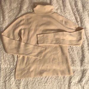 Ann Taylor Loft Merino Wool and Cashmere sweater